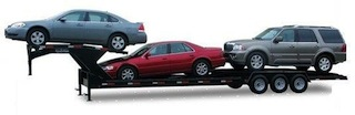 three car hauler trailer