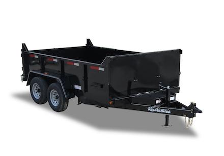 dump trailers for sale by appalachian trailers rh appalachiantrailers com Electric Trailer Brake Wiring Diagrams Electric Trailer Brake Wiring Diagrams