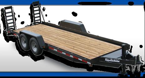 Appalachian Special Skid Steer Equipment Trailers by Appalachian