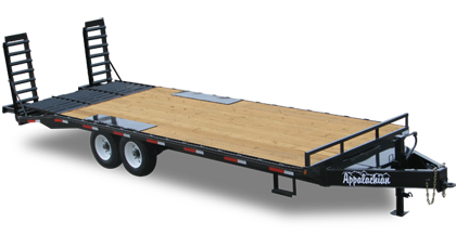 contractor-grade-flatbed-equipment-trailers