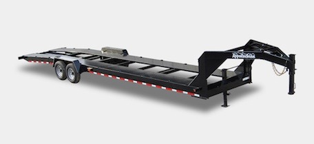 Car Trailers In One Two Three And Four Car Capacities By