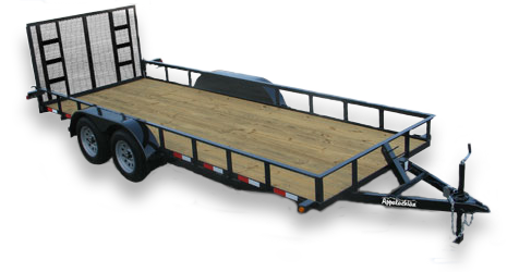 light-duty-tandem-axle-utility-trailers