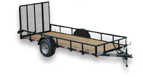 atv utility trailers