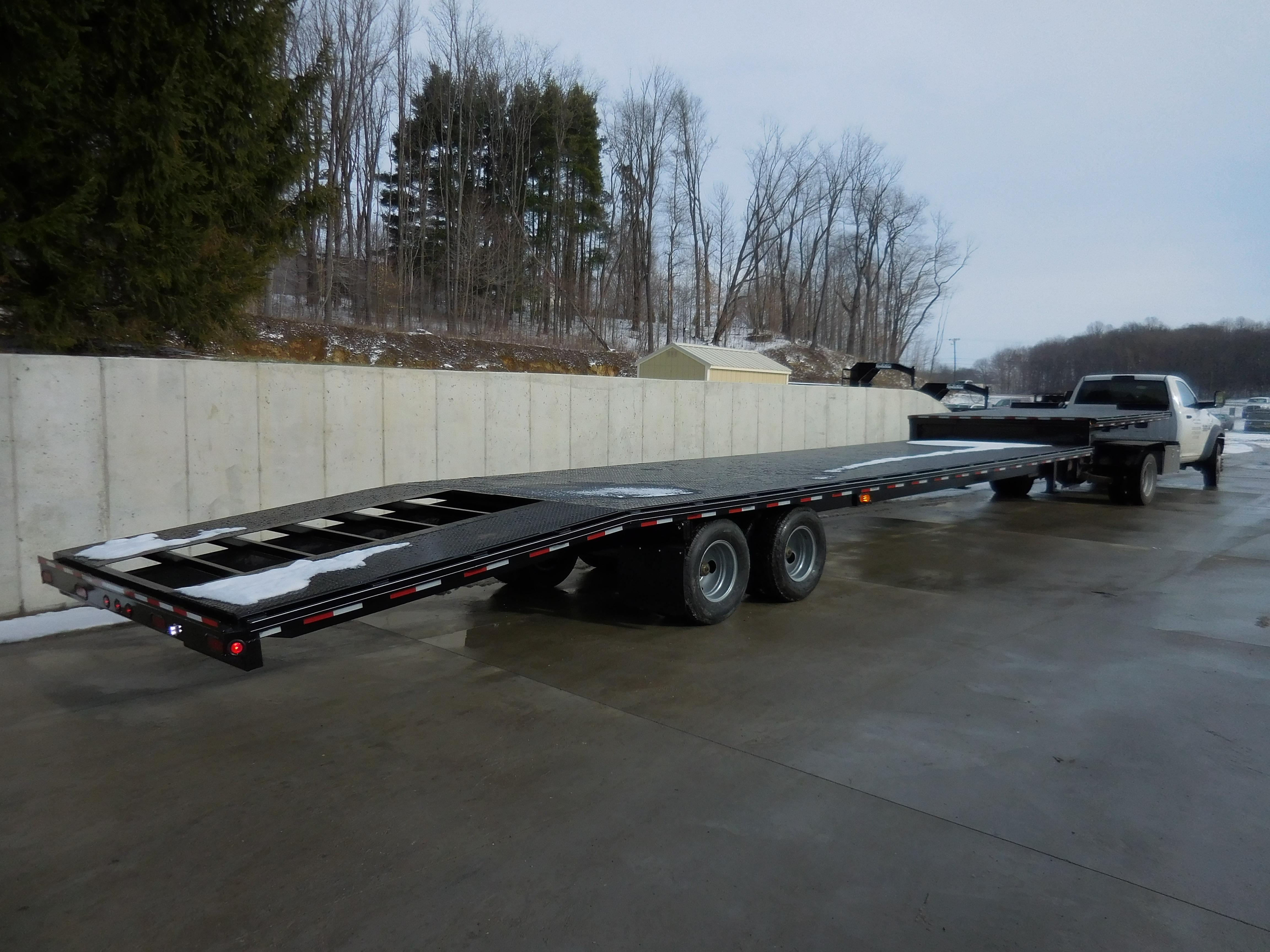 Step Deck Trailer >> Step Deck Car Trailer Appalachian Appalachian Trailers