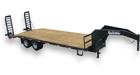 how to build a gooseneck trailer frame