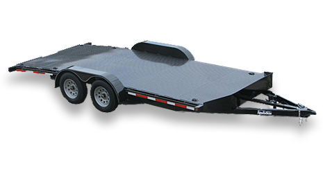 Professional Series Single Car Trailers