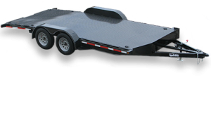 pro series diamond floor car trailer