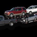 four car trailer