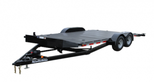 Hydraulic Tilt Car Trailers