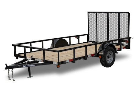 Utility Trailers for sale by Appalachian Trailers