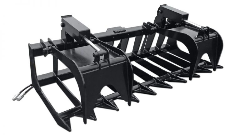 skid steer root grapple for sale in ohio