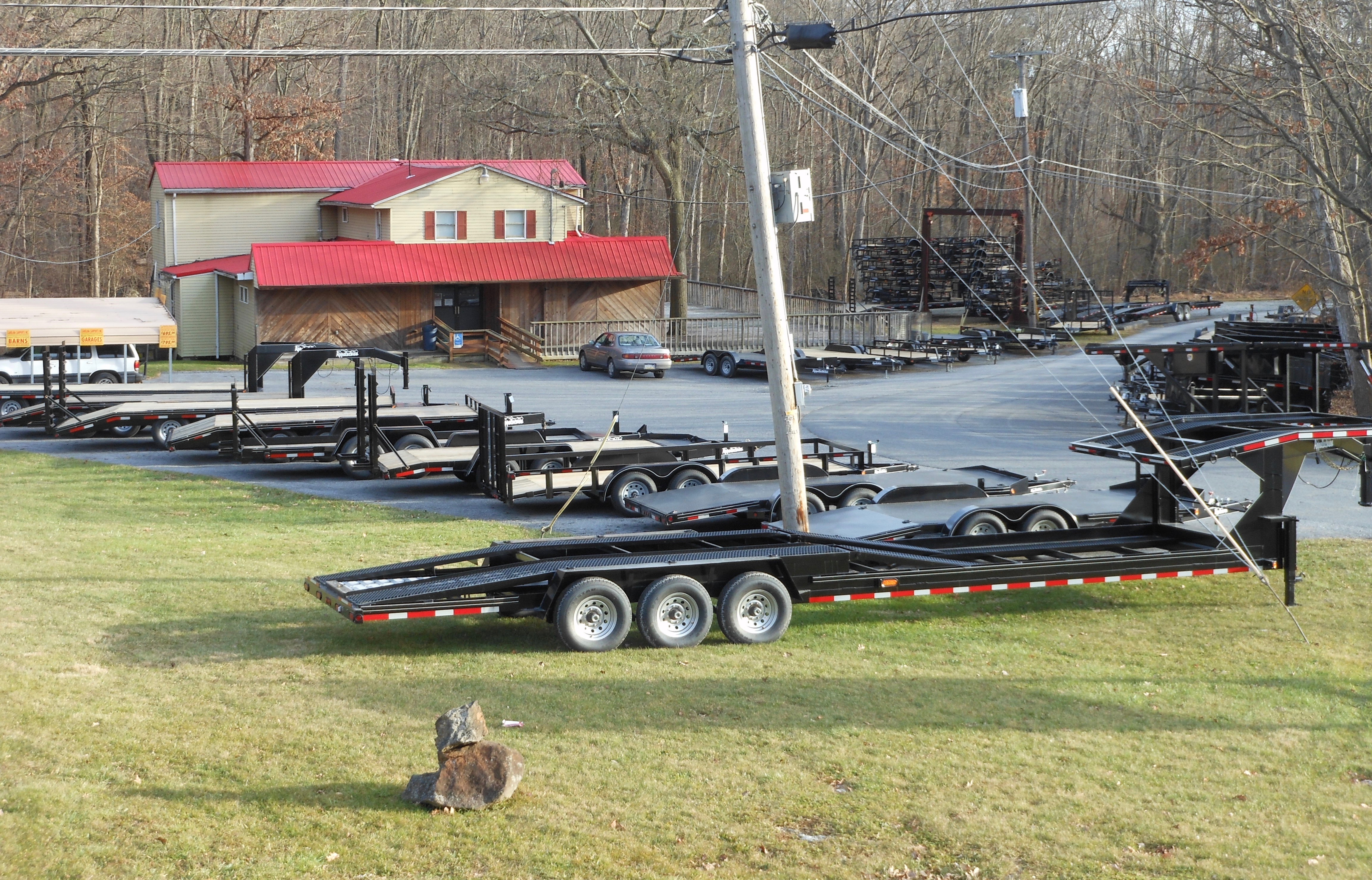 Auto Auction Pa >> Trailers for Sale in Pennsylvania at Appalachian Trailers - Manheim, PA