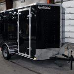 6' X 10' Single Axle Standard Duty
